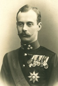 Prince George of Cumberland died in a car crash in 1912